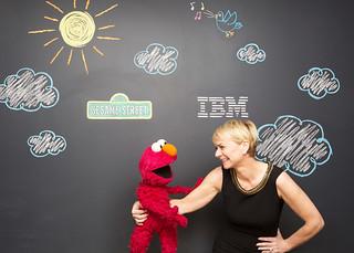 IBM & Barrio Sésamo