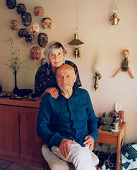 40 Portraits: Phillipe Genty & Mary Underwood