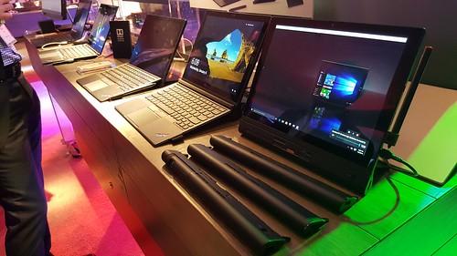 Lenovo ThinkPad X1 Tablet แท็บเล็ตมากความสามารถ เพิ่มความสามารถได้ด้วยโมดูลต่างๆ