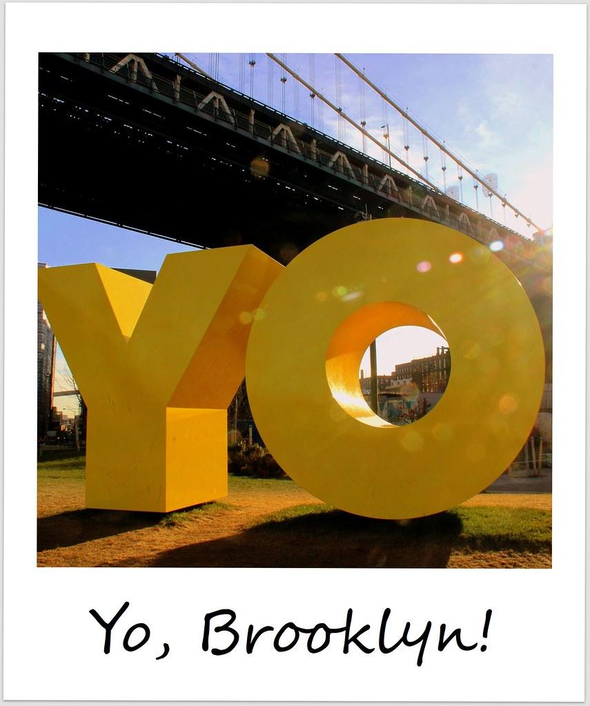 polaroid of the week usa new york city yo sculpture