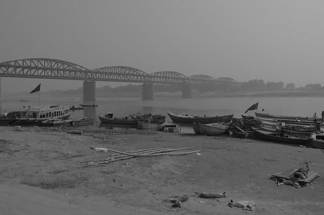 Varanasi (India). 24 Dec 2015