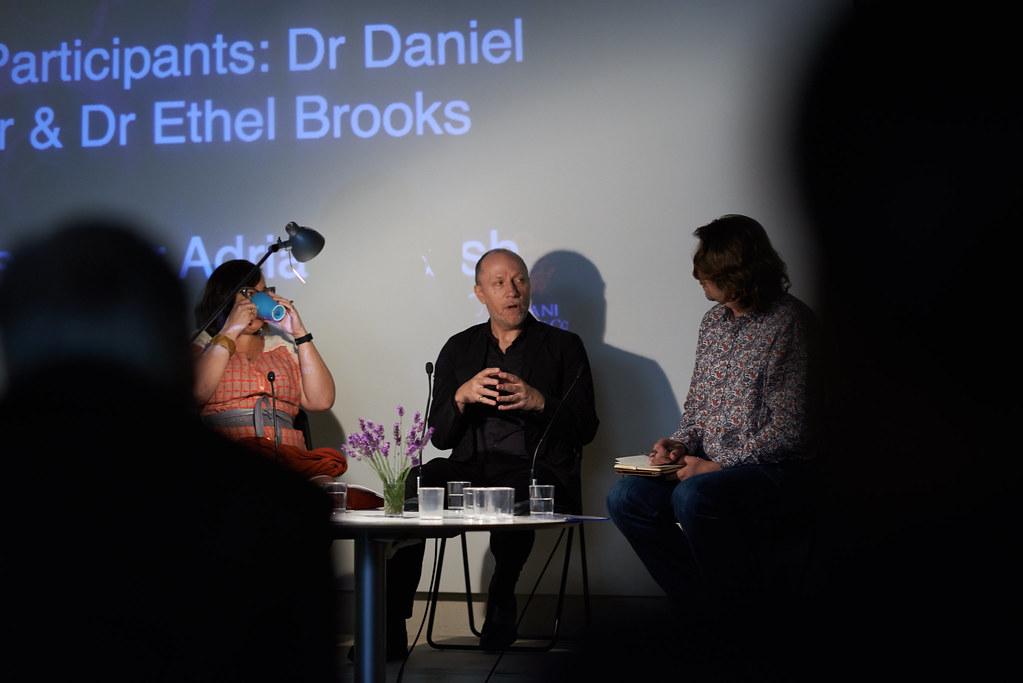 Dr Daniel Baker