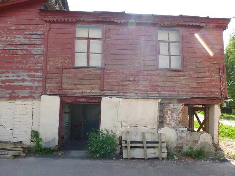 Osipov`s house