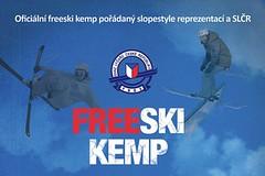 Oficiální freeski kemp pořádaný slopestyle reprezentací a SLČR