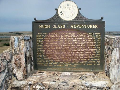 Hugh Glass - Tomb