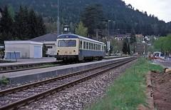 * Nagoldtalbahn  # 8  1990 - 1999