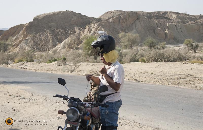 Trip to Cave City (Gondhrani) & Shirin Farhad Shrine (Awaran Road) on Bikes - 24077941952 ec4f666c72 c
