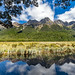 The Mirror Lake - Fiordland National Park,  South Island, New Zealand by Maria_Globetrotter