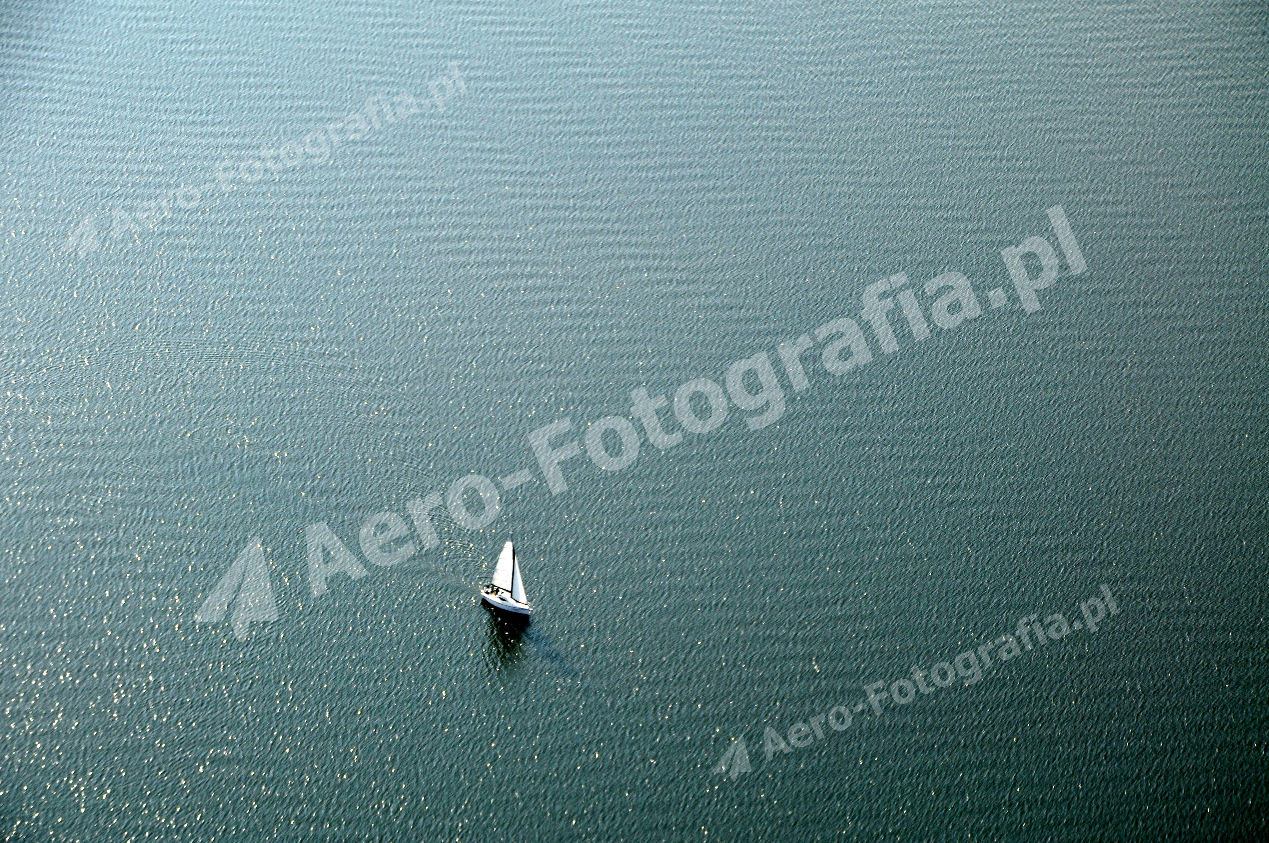 Jachty na Mazurach