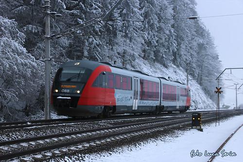 Desiro ÖBB 5022 S-Bahn Kärnten