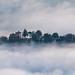Casolare tra la nebbia. by SolitudeWays.