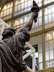 Statue de la Liberté au musée d'Orsay