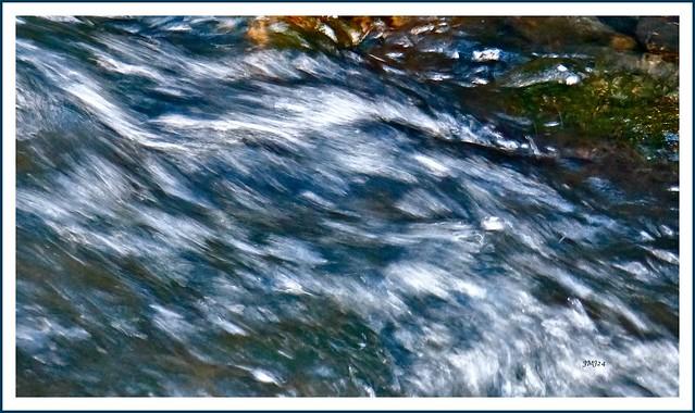 Fast flowing stream 2