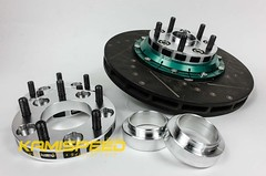 Kics STi Wide Thread Spacers