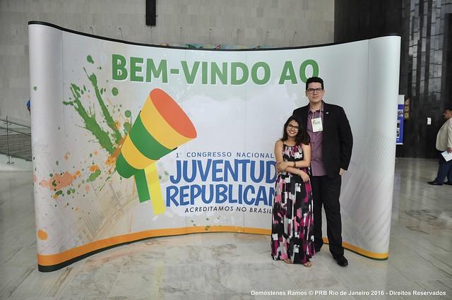 I Congresso Nacional do PRB Juventude