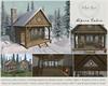 {what next} Alpine Cabin for Wayward Winter