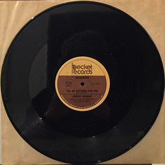 DNEROY MORGAN:I'LL DO ANYTHING FOR YOU(RECORD SIDE-A)