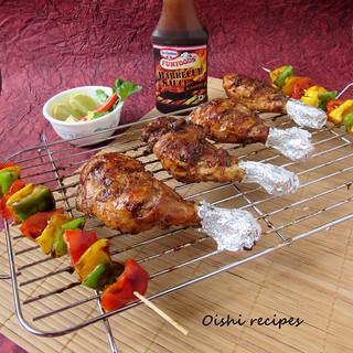 Braai Chicken