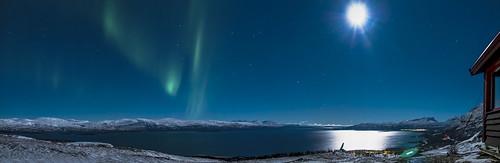 Abisko & Björkliden, Aurora Night