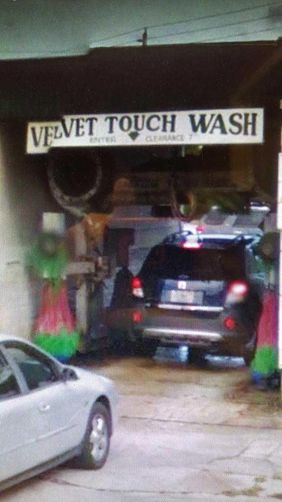 Not Wash Car