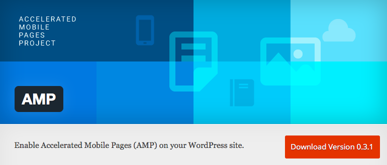 Wordpress google amp