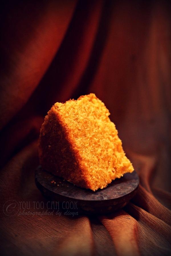corn meal cake 194
