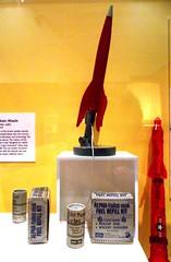 Amsco Alpha 1 Model Rocket