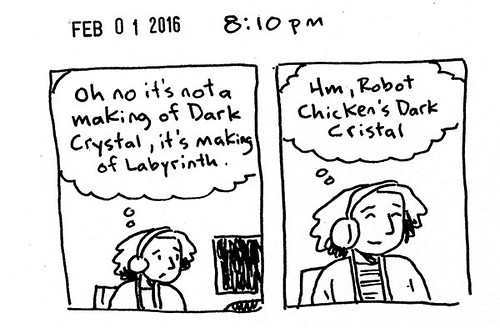 Hourly Comic Day 2016 - 8:10pm