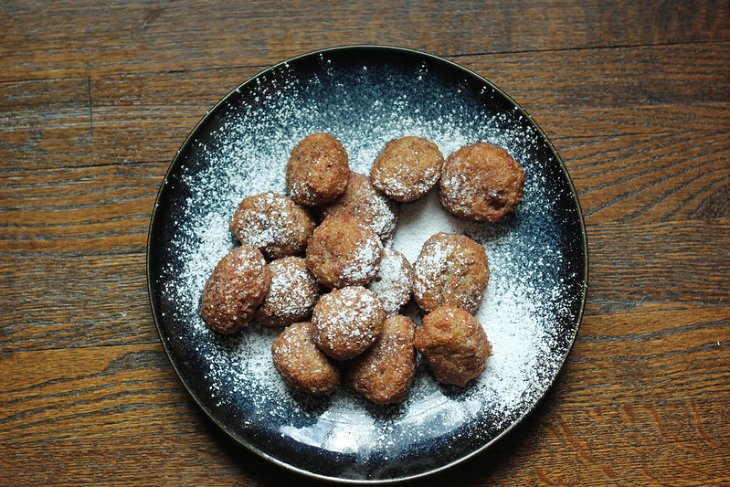 Cornbread Calas | Southern Soufflé