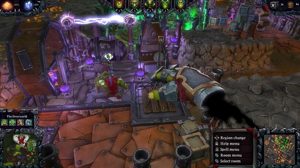 dungeon keeper 2 skirmish map downloads