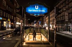 Going underground. Berlin, December 2015.