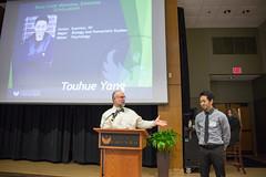 UWGB NAS Scholarship Reception