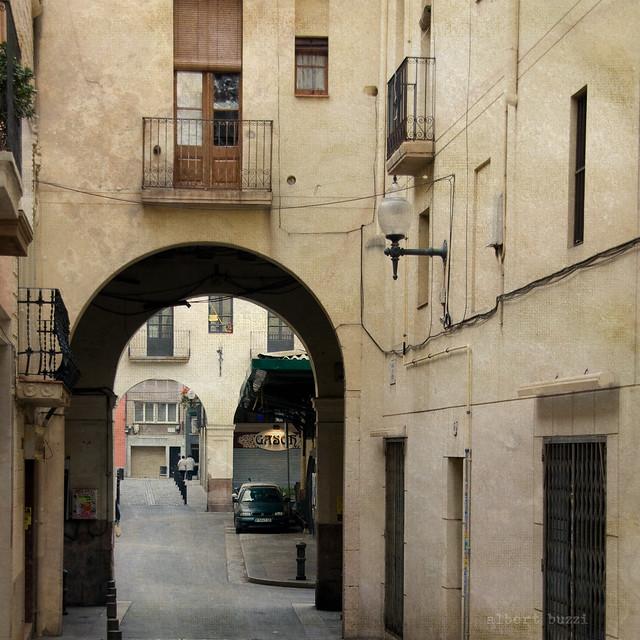 bBcn035:  Barcelona - Sant Andreu - Sant Andreu