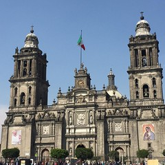 #Mexico #church #cathedral #catholic #popefrancis #virgendeguadalupe