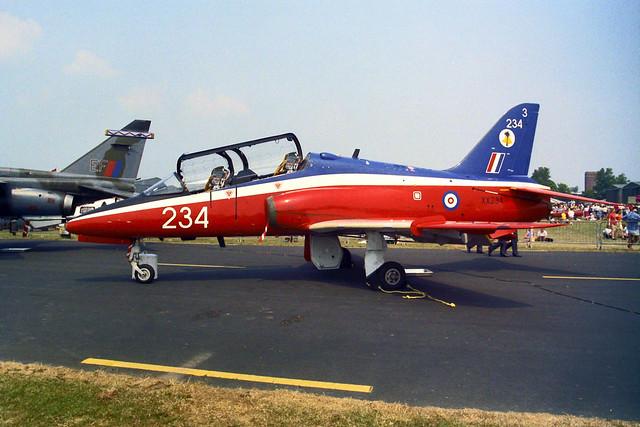 XX234/234-3 Hawk T.1