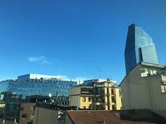 Diamantone, Samsung & HSBC @ Varesine Milano