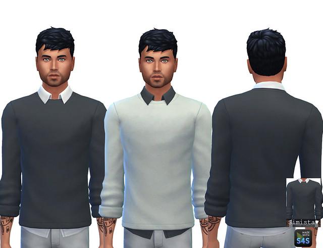 SimistaYmSweaterShirt
