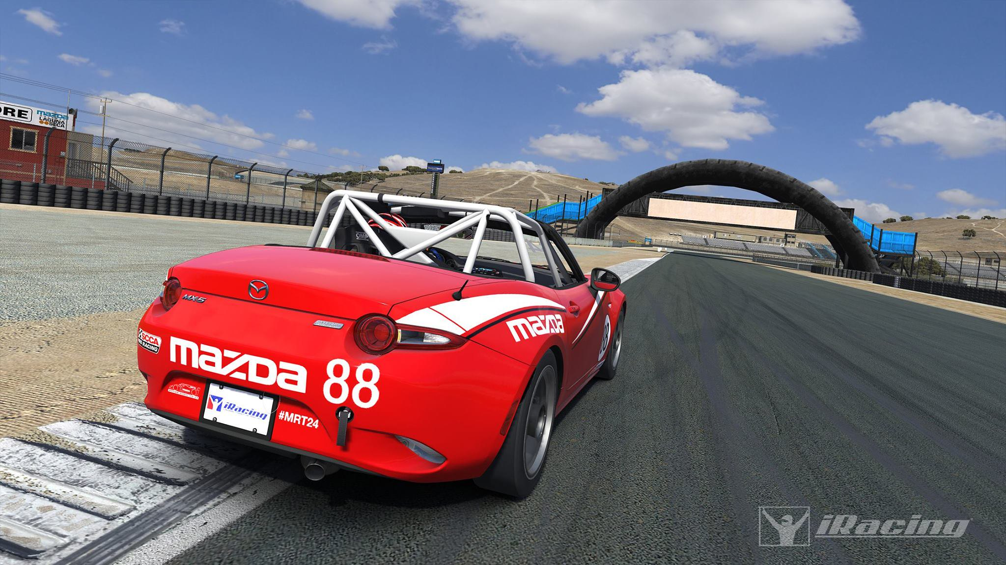 IRacing Mazda MX5 2016