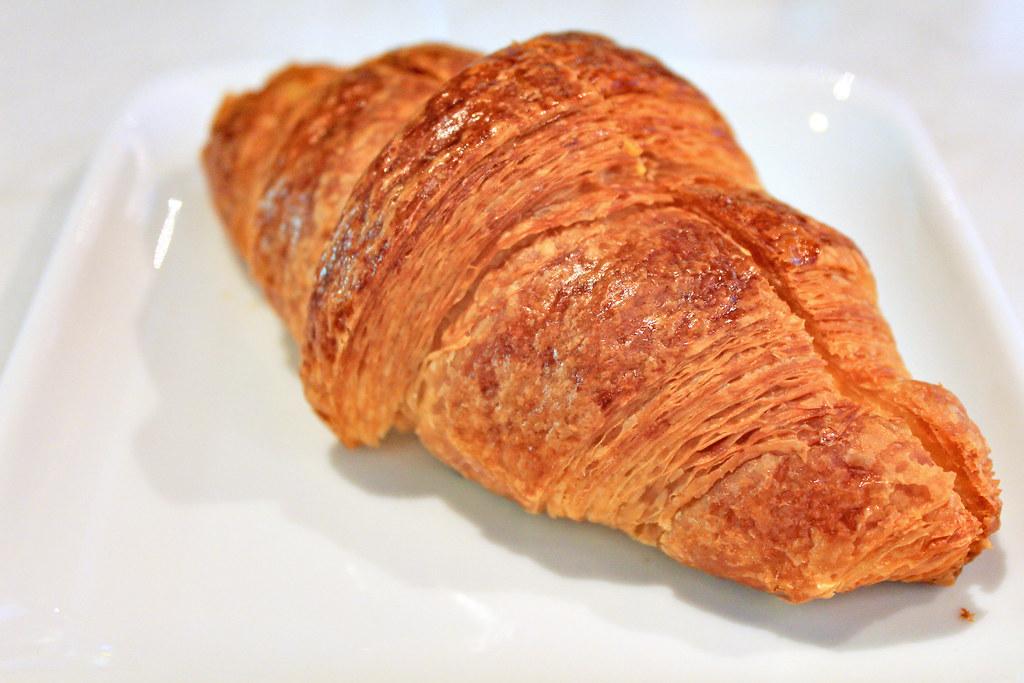 Domain Bakery Salted Egg Croissant
