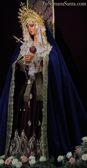 Bendición de Ntra. Sra. del Rosario