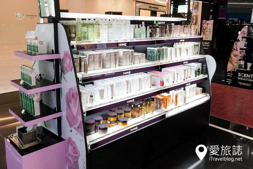 曼谷必买彩妆品牌Sephora 24