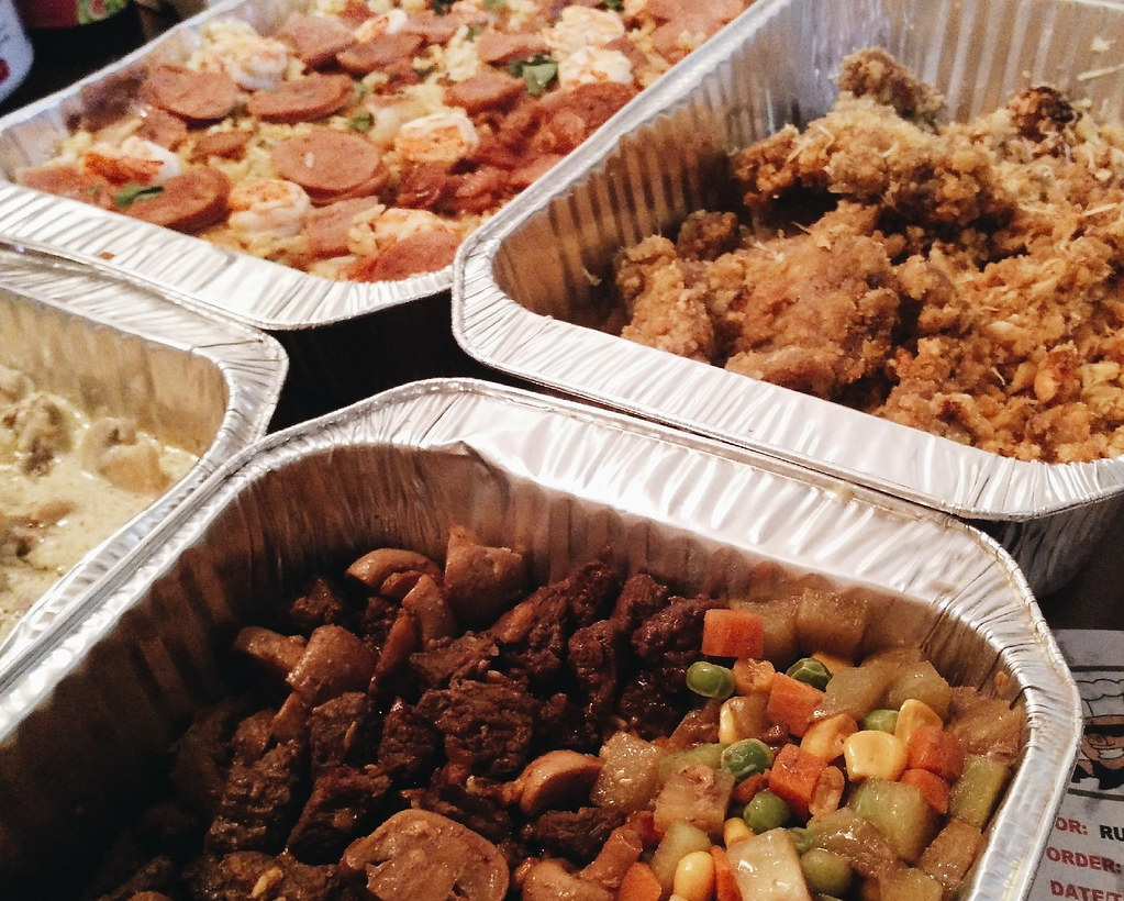 Food Trays For Parties