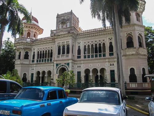 Cienfuegos: el Palacio del Valle