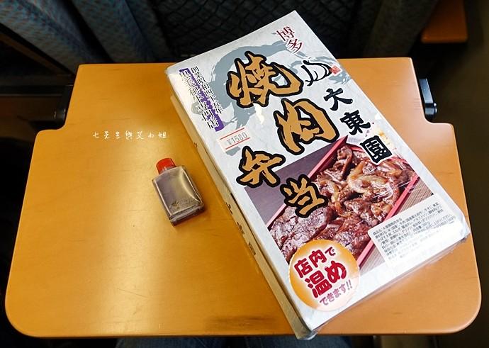 19 日本九州旅遊 鐵道便當 火車便當 車站便當 推薦