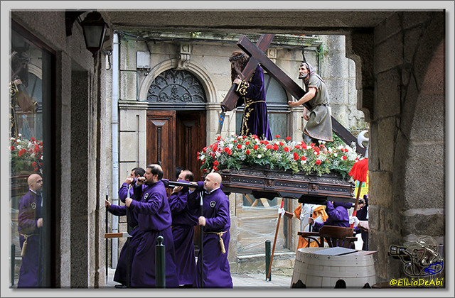 Procesión de los Pasos en la Semana Santa de Tui (4)
