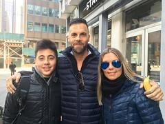 Matías, Ezequiel y Florencia de Buenos Aires
