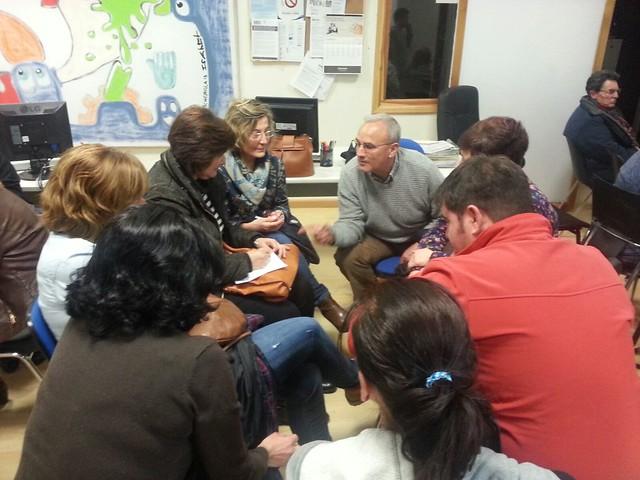 Segunda sesión educativa Formación Capacitadores (24 de febrero de 2016)