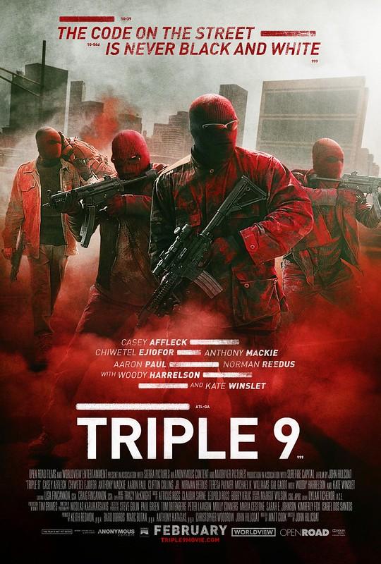 Triple 9 - Poster 1
