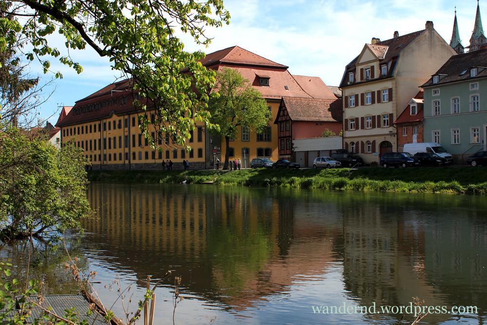 Bamberg: Cafe Sandbad