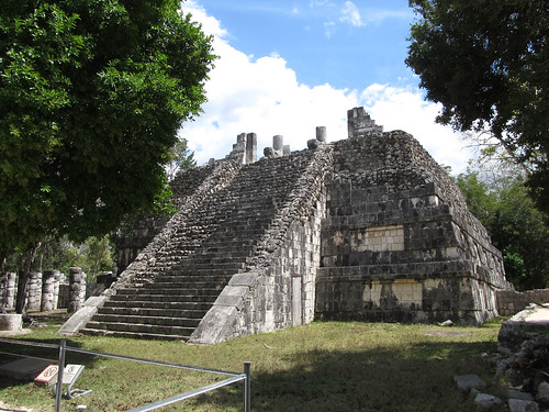 Chichen Itza: le Temple des Grandes Tables